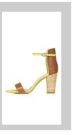 REGINA 2Part Sandals