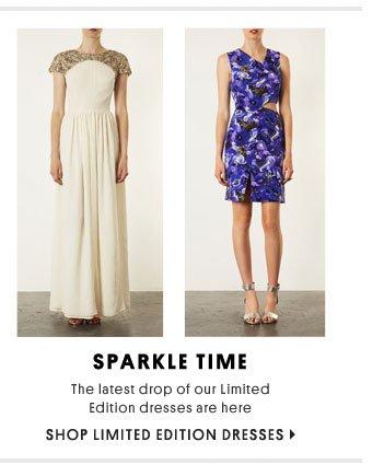 Sparkle time - Shop Limited Edition Dresses