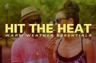 Warm Weather Essentials