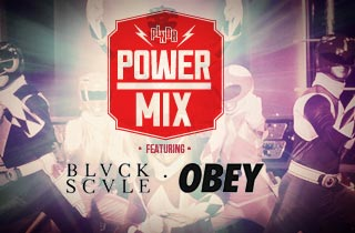 BLVCK SCVLE + Obey