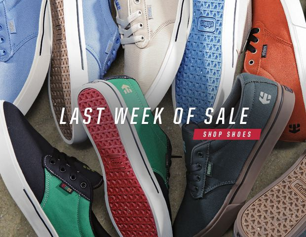 Last Week Of Sale