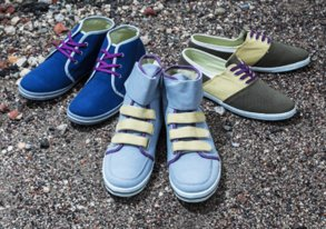 Shop New Canvas Shoes by Zuriick