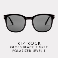 Gloss Black / Grey Polarized