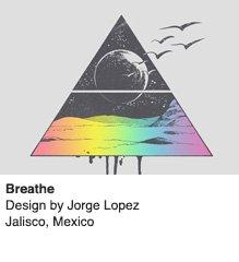 Breathe - Design by Jorge Lopez / Jalisco, Mexico