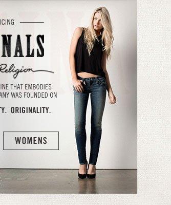 Originals - Womens