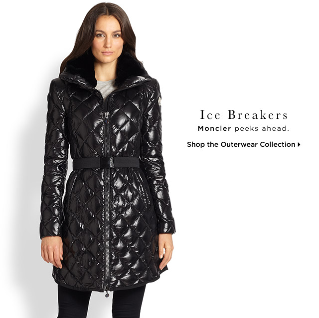 Shop the Outerwear Collection