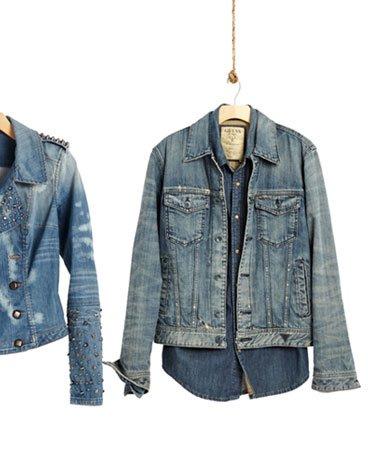 Men's Denim Shirts and Jackets