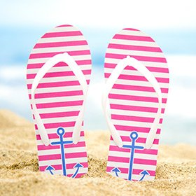 $5 off Each Pair of Sandals