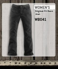 Women's Original Fit Basic Jean