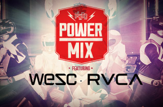 WeSC + RVCA