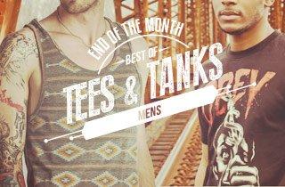 Best of Men's Tees & Tanks