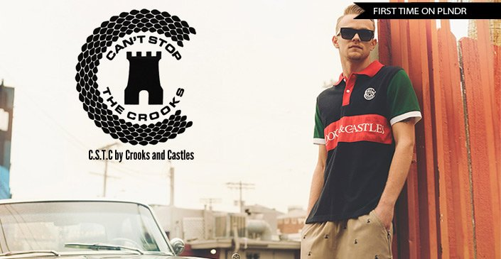 C.S.T.C By Crooks and Castles