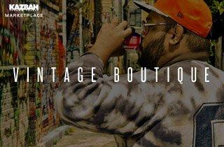 Marketplace: Vintage Boutique