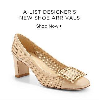 A-List Designer's New Shoe Arrivals