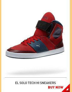 EL SOLD TECH HI SNEAKERS BUY NOW