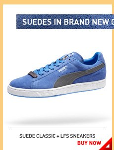 SUEDE CLASSIC + LFS SNEAKERS BUY NOW