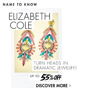 ELIZABETH COLE UP TO 55% OFF