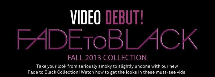 Video Debut!