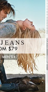 Men's Denim From $79