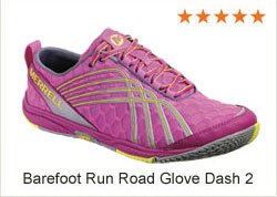 Barefoot Run Road Glove Dash 2
