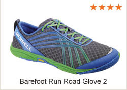 Barefoot Run Road Glove 2