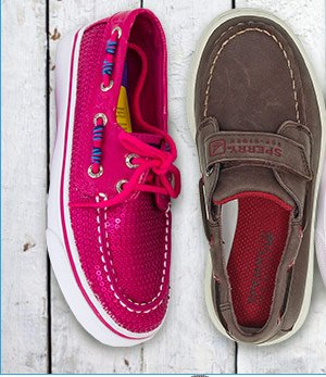New Arrivals from Sperry Top-Sider
