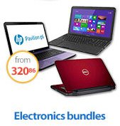 Electronics bundles