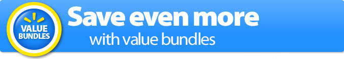 Save even more with value bundles