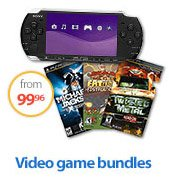 Video game bundles