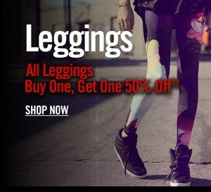 LEGGINGS SHOP NOW