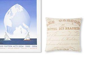 Francophile Delights: Art & Décor