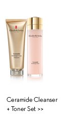 Ceramide Cleanser + Toner Set.