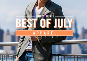 Shop Best of July: Apparel from $14