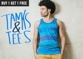 Shop Tank & Tee Clearance from $10