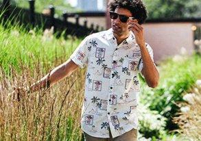 Shop Summer Workwear: Wovens & Chinos