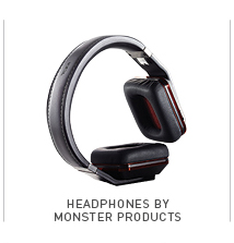 Headphones by Monster Products - Shop now