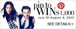 pin to WIN $1000
