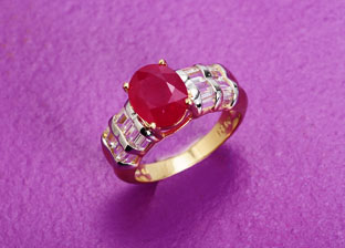 Crazy for Rubies