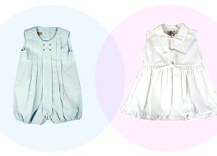 Gucci, Dior, Diesel and More for Kids