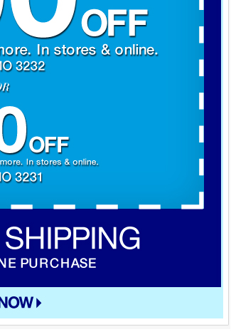 B1G1 50% off EVERYTHING, plus FREE SHIPPING!