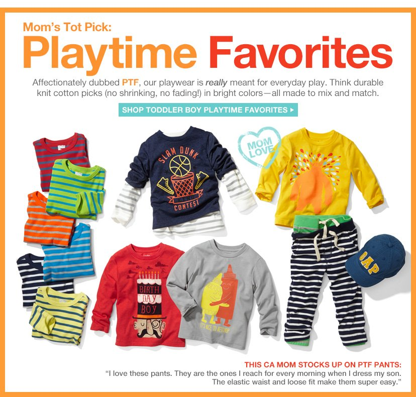 Mom's Tot Pick: Playtime Favorites | SHOP TODDLER BOY PLAYTIME FAVORITES