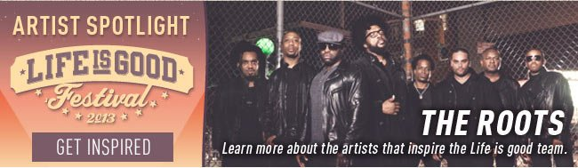 Life is good Festival Artist Spotlight - The Roots