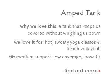 Amped Tank