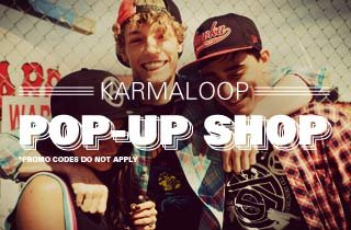 Karmaloop Pop-Up Shop