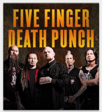 Five Finger Death Punchd
