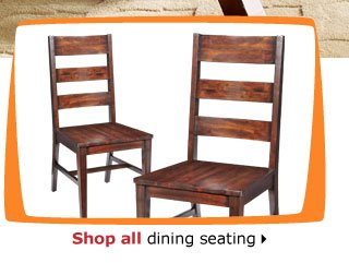 Shop all dining seating