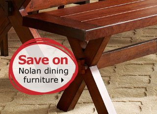 Save on Nolan dining furniture