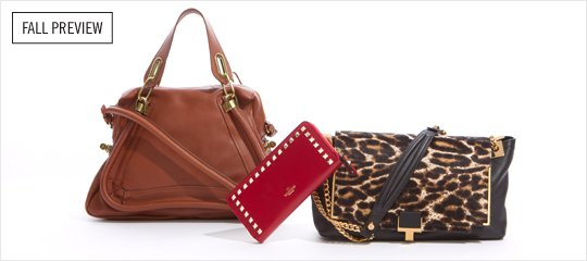 Fall Handbag Sneak Peek