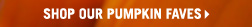 Shop Our Pumpkin Faves