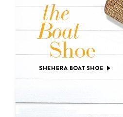Shehera Boat Shoe
